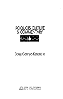Iroquois Culture   Commentary PDF