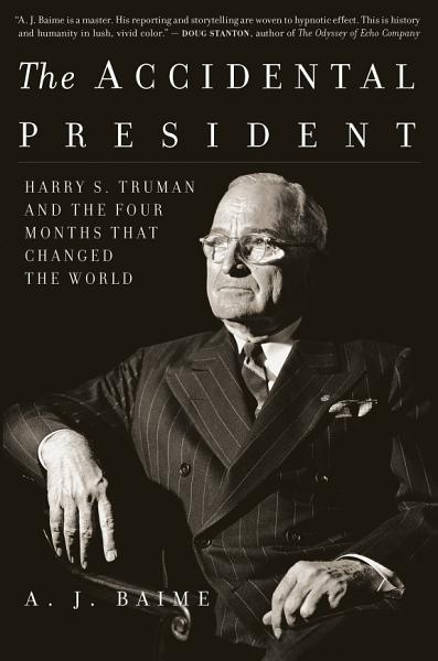 Download The Accidental President Book
