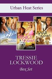 Urban Heat Series (Box Set): Interracial Romance