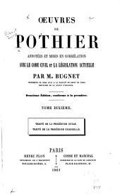 Œuvres de Pothier: Volume10