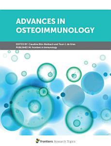 Advances in Osteoimmunology PDF