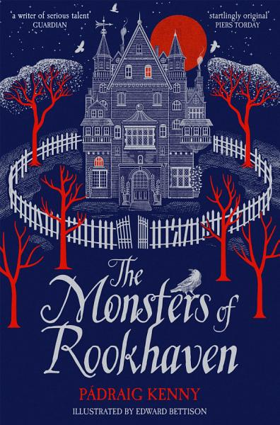 Download The Monsters of Rookhaven Book
