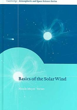 Basics of the Solar Wind PDF