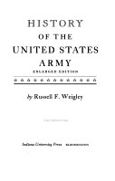 History of the United States Army PDF