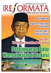 Tabloid Reformata Edisi 123 Januari 2010