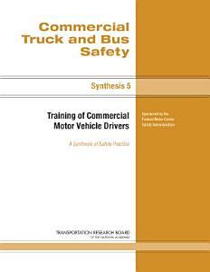 Training of Commercial Motor Vehicle Drivers PDF