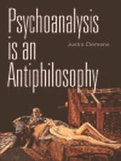 Psychoanalysis is an Antiphilosophy PDF