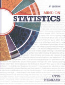 Mind on Statistics  with JMP Printed Access Card