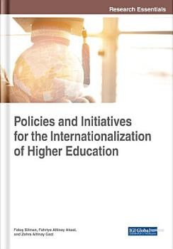 Policies and Initiatives for the Internationalization of Higher Education PDF