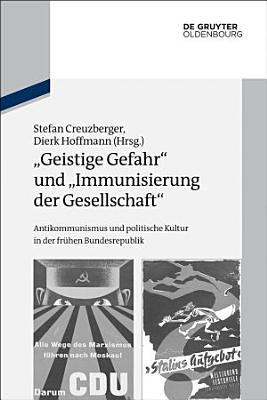 Geistige Gefahr  und  Immunisierung der Gesellschaft  PDF