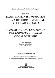 Approaches and Challenges in a Worldwide History of Cartography PDF