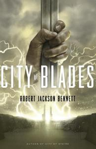 City of Blades Book