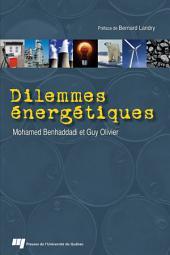 Dilemmes énergétiques