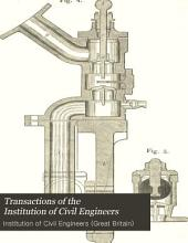 Transactions of the Institution of Civil Engineers: Volume 3