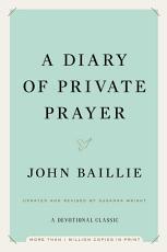 A Diary of Private Prayer PDF