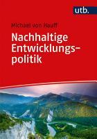 Nachhaltige Entwicklungspolitik PDF