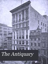The Antiquary: Volume 37