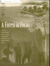 A forest in focus: what the Boise National Forest is doing to accomplish the Forest Service natural resource agenda