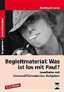 Begleitmaterial  Was ist los mit Paul  PDF
