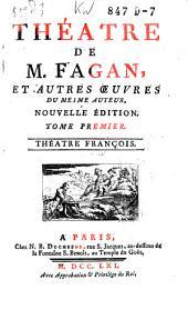 Théâtre et autres oeuvres: Volume1
