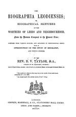 The Biographia Leodiensis PDF