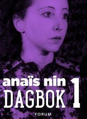 Dagbok 1: 1931-1934