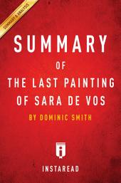The Last Painting of Sara de Vos: by Dominic Smith | Summary & Analysis