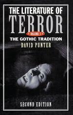 The Literature of Terror: Volume 1