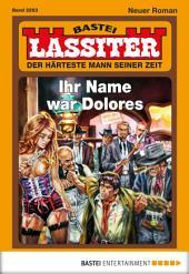 Lassiter - Folge 2263: Ihr Name war Dolores