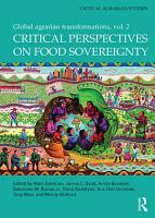 Critical Perspectives on Food Sovereignty PDF