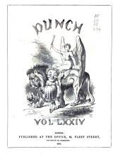 Punch: Volume 74