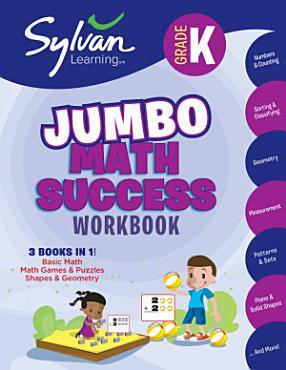 Kindergarten Super Math Success  Sylvan Super Workbooks  PDF