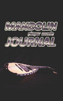 Mandolin Player Music Journal  Music Blank Sheet Notebook for Musicians  200 Cream Pages with 5 X 8 12 7 X 20 32 CM  Size for Your Music Notes  Music PDF