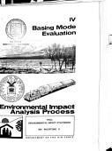 Final Environmental Impact Statement Basing Mode Evaluation