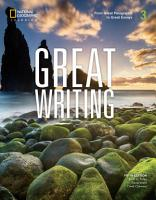 Great Writing 3  From Great Paragraphs to Great Essays PDF