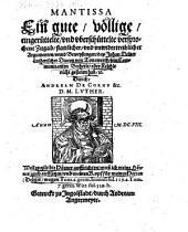 Mantissa: ein gute ... Zugab stattlicher ... Argumenten ... des Joh. Deltzer. Luth. Diacon von Tonawerth, sein Communicanten Becherle ... nicht gestolen hab ...