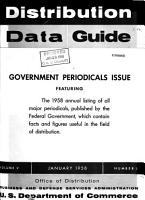 Distribution Data Guide PDF