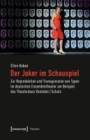 Der Joker im Schauspiel PDF