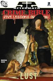 Crime Bible: The Five Lessons (2007-) #2