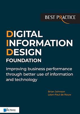 Digital Information Design  DID  Foundation PDF