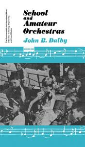 School and Amateur Orchestras Book