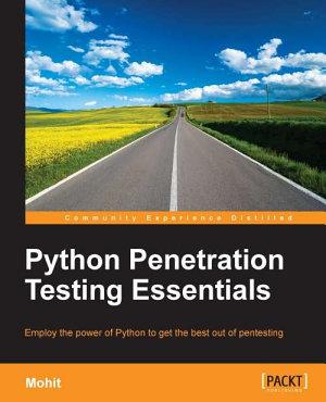 Python Penetration Testing Essentials PDF