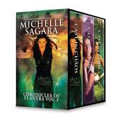 Michelle Sagara Chronicles of Elantra Vol 3: Cast in Chaos\Cast in Ruin\Cast in Peril