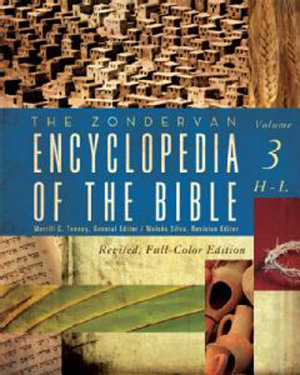 The Zondervan Encyclopedia of the Bible  Volume 3 PDF