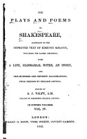 The Plays and Poems of Shakespeare  Twelfth night  Much ado about nothing  As you like it PDF