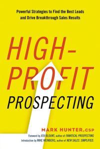 High Profit Prospecting Book