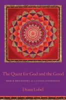 The Quest for God and the Good PDF