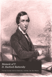 Memoir of T. D. Harford-Battersby: Together with Some Account of the Keswick Convention