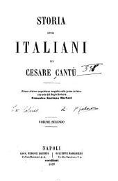 Storia degli italiani: Volume 2