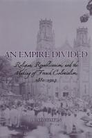 An Empire Divided PDF